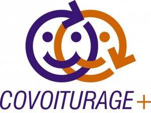 Covoiturage+ logo