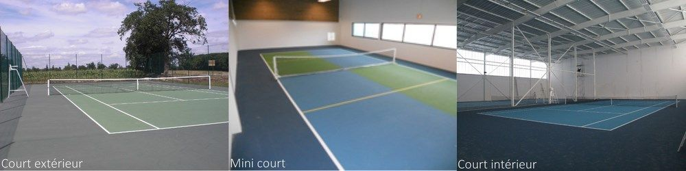 PoleTennis-Courts