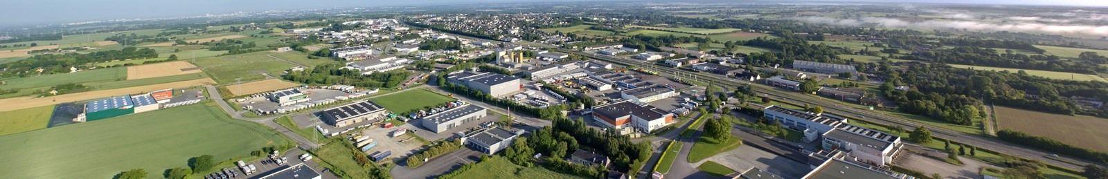 Bandeau de la page 'L'Ecopole – Noyal-sur-Vilaine