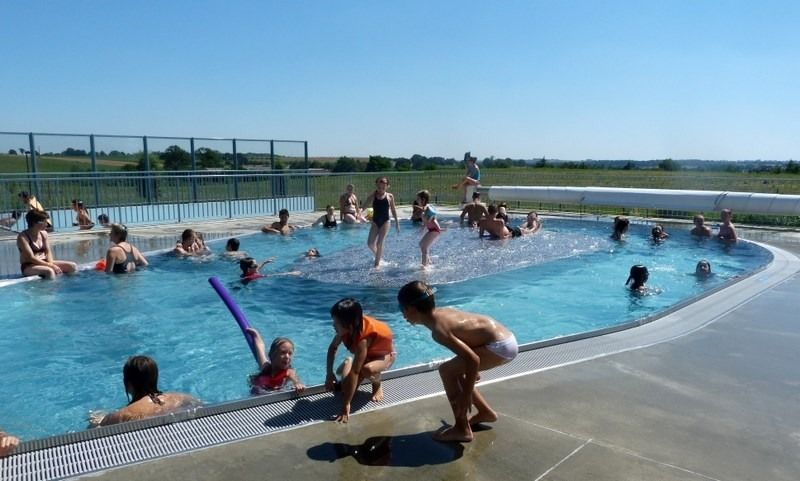 Inoxia for Piscine chateaugiron
