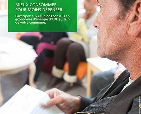 Bandeau de la page 'Expositions et animations aux éco-gestes sur les économies d'énergie